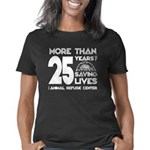 More Than 25 White Women's Classic T-Shirt