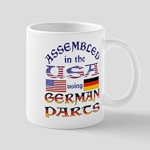 USA / German Parts Mug