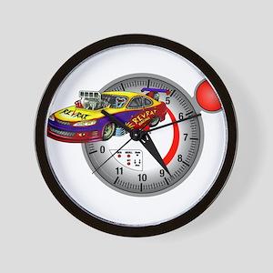 FAST CARS Wall Clock