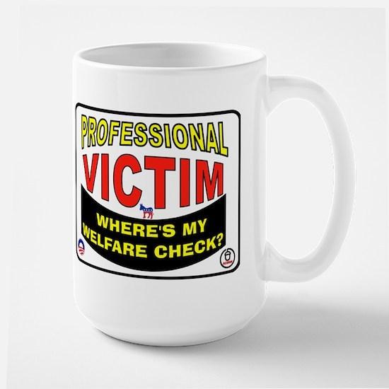VOTE OFTEN Large Mug