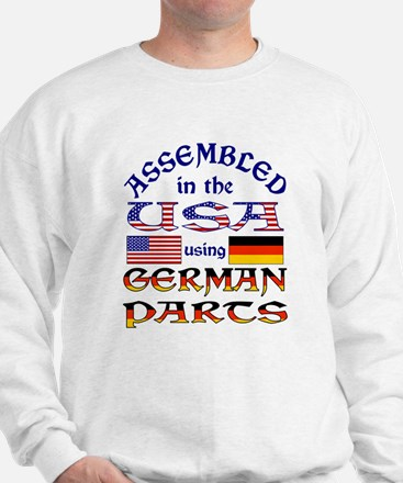 USA / German Parts 2 Sweatshirt