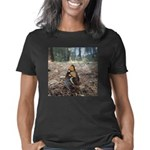California Sister Butterfl Women's Classic T-Shirt