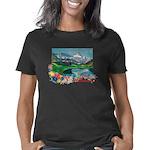 Mt SceneFlower Women's Classic T-Shirt