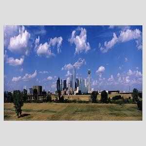 Skyline Dallas TX USA