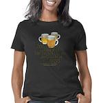 beer is proof lt trsp Women's Classic T-Shirt