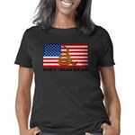 Dont tread on me 2 lt Women's Classic T-Shirt