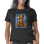 Viola Alto Clef trsp Women's Classic T-Shirt