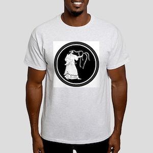 Dionysos Ash Grey T-Shirt