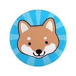 Shiba Inu Face 3.5