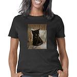 Little Black Kitten Women's Classic T-Shirt