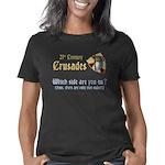 Crusade1 trsp Women's Classic T-Shirt