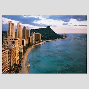 Waikiki Beach Honolulu Oahu HI