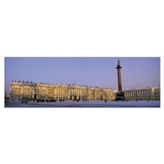 The State Hermitage Museum St Petersburg Russia Poster