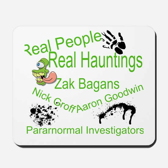 Ghost Adventures Mousepad