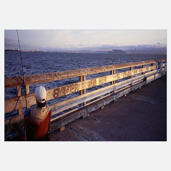 Fisherman Bay Bridge San Francisco CA