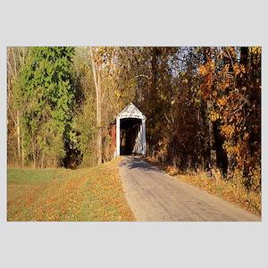 Melcher Covered Bridge Parke Co IN