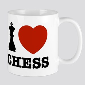 I love Chess Mug
