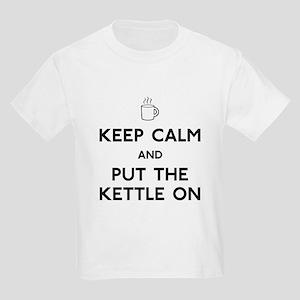 Keep Calm Kids Light T-Shirt