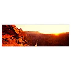 Toroweap Point Grand Canyon National Park AZ Poster