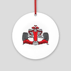 Formula 1 Ornament (Round)