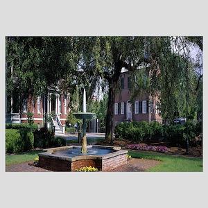 Columbia Square Historic District Savannah GA