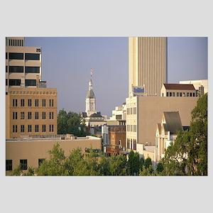 Capitol Building Skyline Tallahassee FL