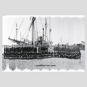 Nautical school ship USS Ranger