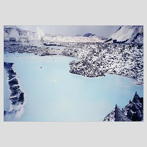 Geothermal Pool Iceland