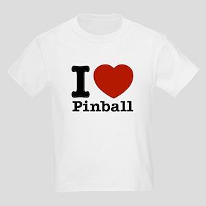 I love Pinball Kids Light T-Shirt