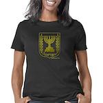 jerusalememblemblack Women's Classic T-Shirt
