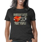 picky people 1 trsp Women's Classic T-Shirt