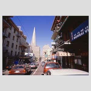 California, San Francisco, Chinatown