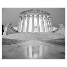 US Supreme Court Washington DC Poster