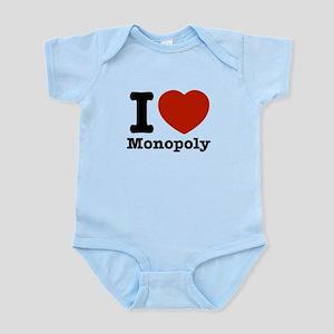 I love Monopoly Infant Bodysuit