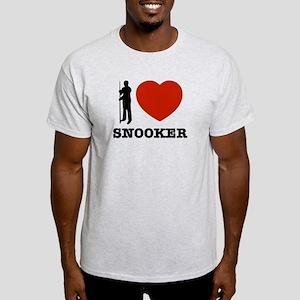 I love Snooker Light T-Shirt