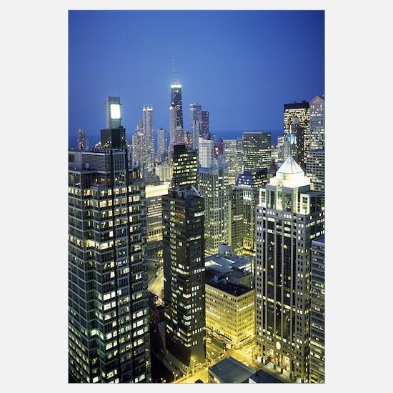 Dusk Chicago IL
