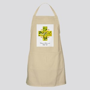 Easter Cross Apron