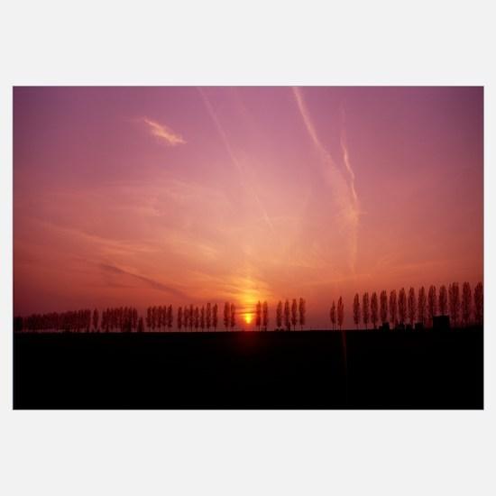 Sunset Hoorn The Netherlands