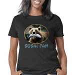 sushibear trsp Women's Classic T-Shirt