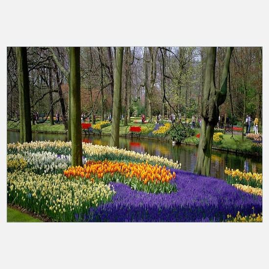 Keukenhof Garden Lisse The Netherlands