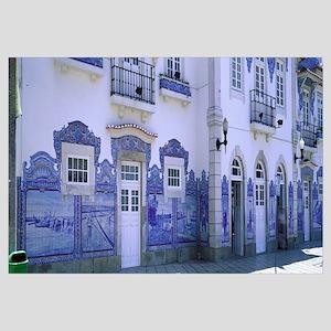 Azulejo of Aveiro Portugal