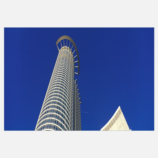 Office Towers Frankfurt Germany