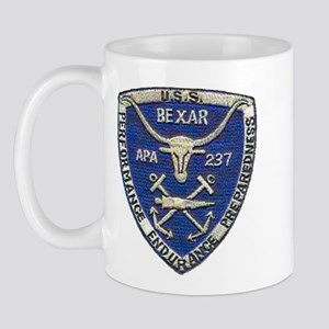 USS BEXAR Mug