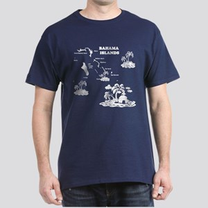 Bahama Islands Dark T-Shirt