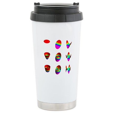 More tables Stainless Steel Travel Mug