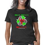 reanimate.white Women's Classic T-Shirt