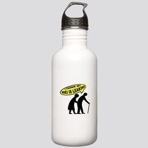 LEAK OBAMA OUT Stainless Water Bottle 1.0L