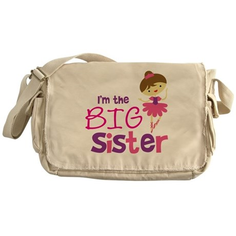 Dance Big Sister Messenger Bag