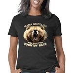Mama Grizzly 1 dk Women's Classic T-Shirt