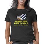 2010_back to iraqYelo2 Women's Classic T-Shirt